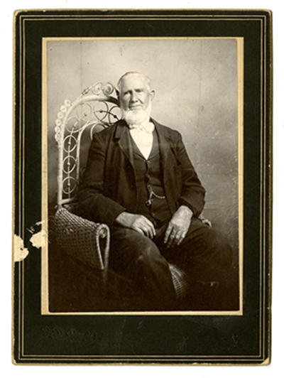 Elias Hicks Blackburn Papers, 1848-1908