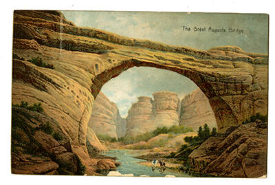 Utah Postcards Collection, 1880s-1924