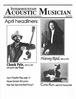 Intermountain Acoustic Music