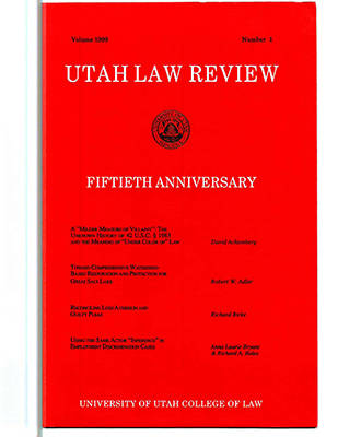 College of Law Publications