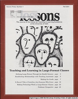 Lessons - Journal