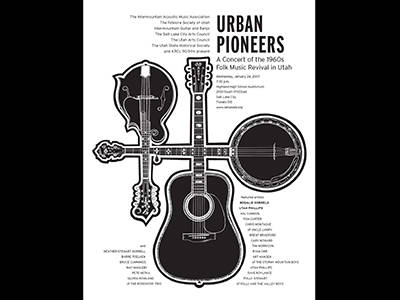 Utah's Urban Pioneer Folk Music Revival of 1958-1968