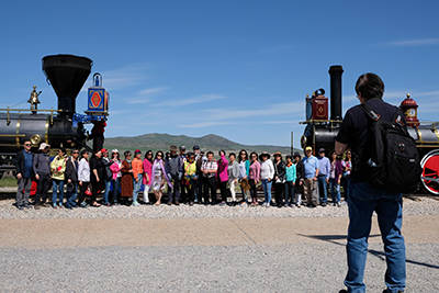 Golden Spike Sesquicentennial