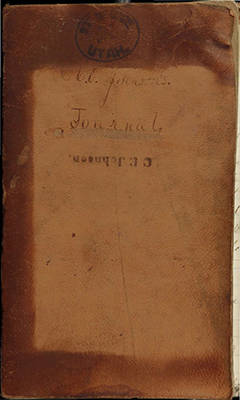 Joseph Ellis Johnson Papers