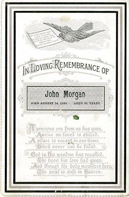 John Hamilton Morgan Papers