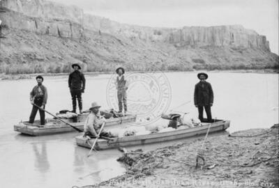 Utah River Running Photo Archives