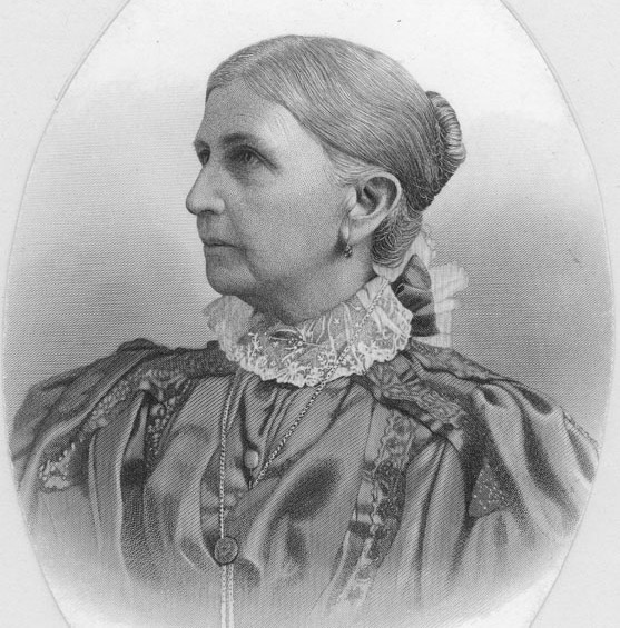 Emmeline B. Wells, editor of the Woman's Exponent