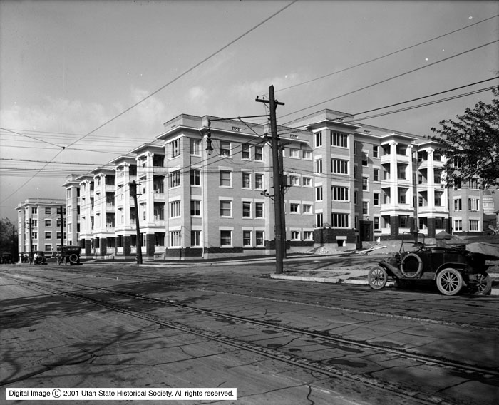 Hillcrest Apartments | Department of Heritage and Arts | J ...
