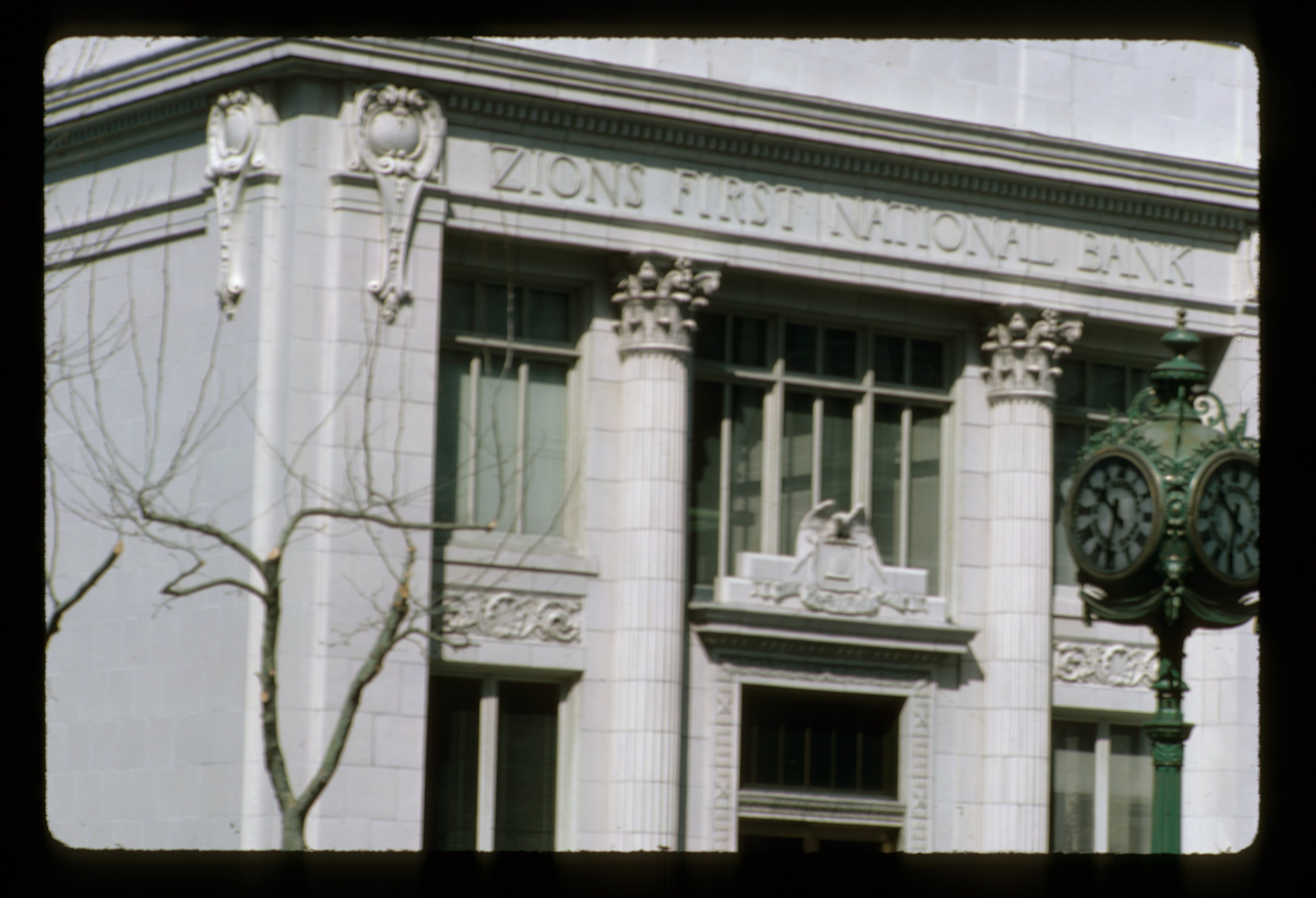 Zion First National Bank   Department of Heritage and Arts