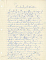 Weather Lore, a collection of student papers (1945-1946)