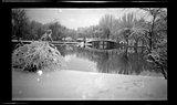 Pond at Liberty Park