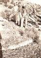 C.C.C. camp; Antelope Springs camp