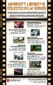 Marriott Library's Eclectic Film Series (January to July 2014)