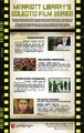 Marriott Library's Eclectic Film Series (September to December 2014)