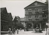 Austrian or German square