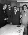Visit of Congressman Lawrence J. Burton to GRTC