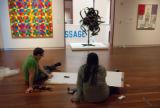Art History: Students at the UMFA