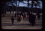 Social Life and Customs, Japan: New Year Celebration [060]