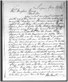 Letter from Peter Maughan to Brigham Young, May 29, 1866