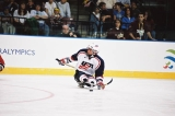 The Paralympic Gold Medal Sledge Hockey Match - USA versus Canada