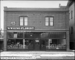 King Floral Company, Exterior