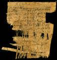 Arabic Papyrus #0127