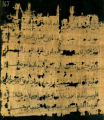 Arabic Papyrus #0167