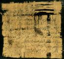 Arabic Papyrus #0232