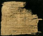 Arabic Papyrus #0305