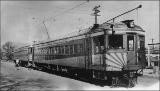 Salt Lake & Utah #611, train 23 at S.L. City Term[inal?].