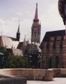 Matyas Church, Budapest, 1995.