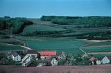 Saxony countryside
