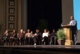 College of Fine Arts: Distinguished Alumni Assembly, 2011