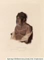 Mahsette-Kiuab, Chief of the Cree-Indians