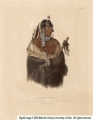 Mandeh-Pahchu, A Young Mandan Indian