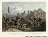 Bison Dance of the Mandan Indians