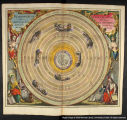 The planisphere of Ptolemy, or Ptolemy's hypothesis of the movement of the planets in a planar...