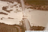 Sevier River flood of 1983, vicinity of Delta, Utah [071];