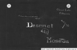 Deseret and Moseda scrapbook [001]