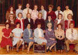 Delta Elementary School; faculty 1979-1980;