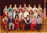 Delta Elementary School; Faculty 1978-1979;