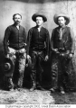 Three cowboys
