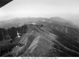 Wheeler Peak; aerial view