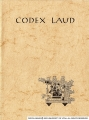 Codex Laud Commentary