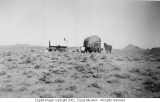 Sheepherder's wagon, 1942