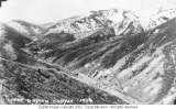Upper Binghan Canyon, 1904