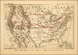 1885 and 1886 : Images from Albert Tissandier's trips to North America during 1885 and 1886, in...
