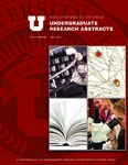 University of Utah Undergraduate Research Abstracts, Volume 8, Spring 2008