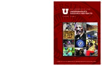 University of Utah Undergraduate Research Abstracts, Volume 12, Spring 2012