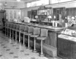 Back Bar at Granite Drug Co., Apr. 1934